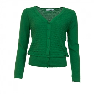 CARDIGAN GERDY GREEN
