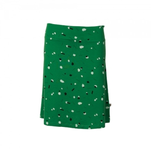 SKIRT LONG SPRINKLES JERSEY TENCEL