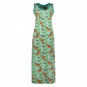 Maxi dress lilly green