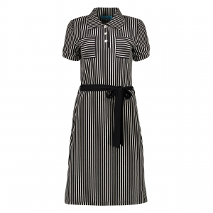 Polo dress stripe
