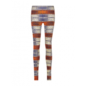 legging-stripe blue red white